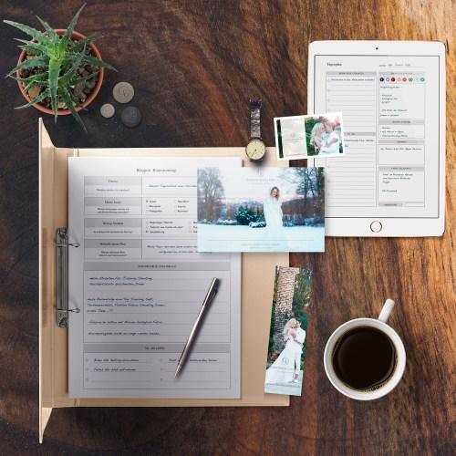 Business- und Zeitplaner | strategisch Zeit im Griff behalten