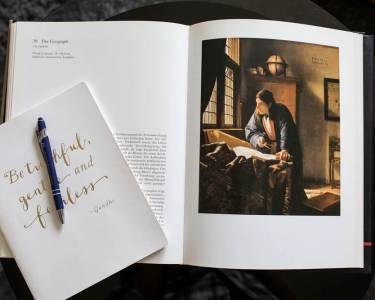 Jan Vermeer – Wahre Inspiration zum Thema Licht und Komposition
