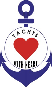 Logo Yachts with Heart