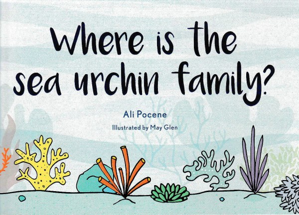 "Where is the sea urchin familly ? Downloadable ""Liberangel"" English children's book."