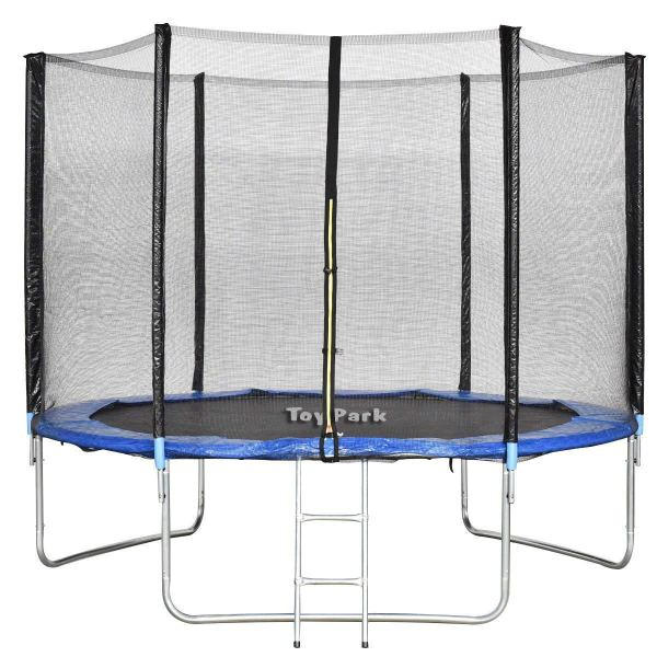 10 ft. Eco Enclosed Trampoline