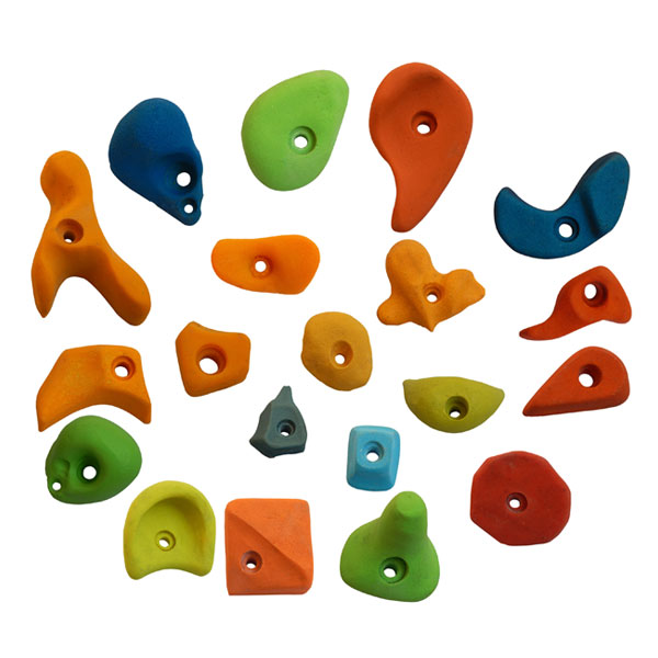 20-Pieces-Mix-Climbing-Holds-without-bolt-tnut