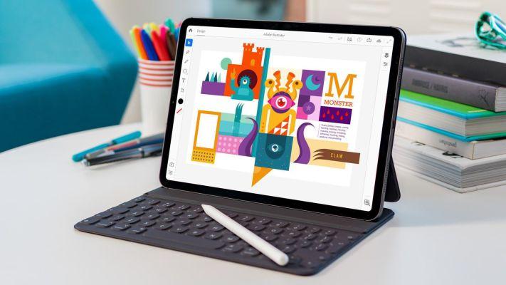 adobe illustrator ipad ce este nou în 2021 tutoriale it storeday românia