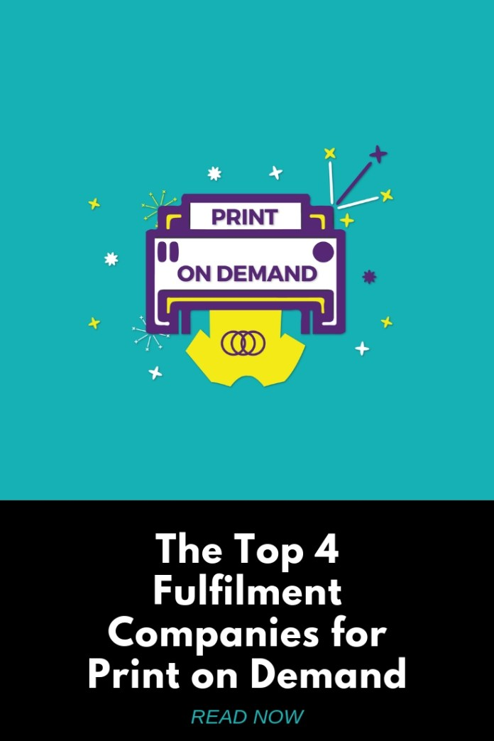 Fulfilment Companies for Print on Demand 4