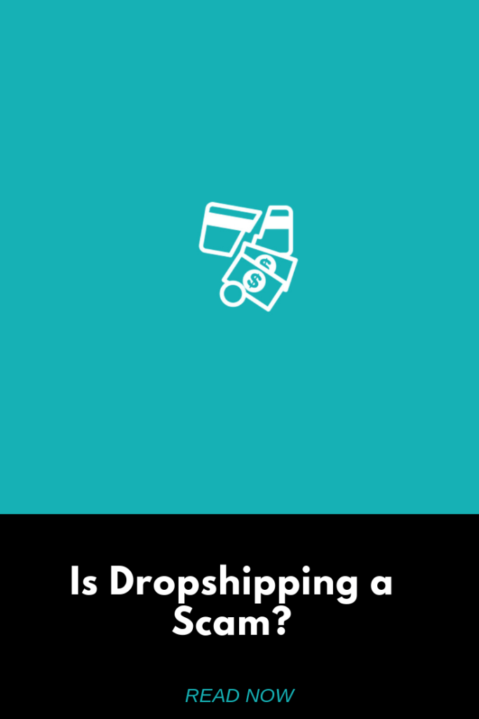 Is dropshipping a scam
