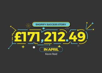 Shopify Success Story - Kevin Reid