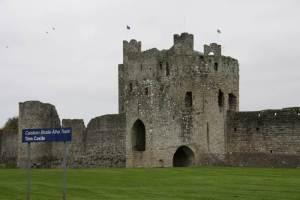 Irland Trim Castle Burg