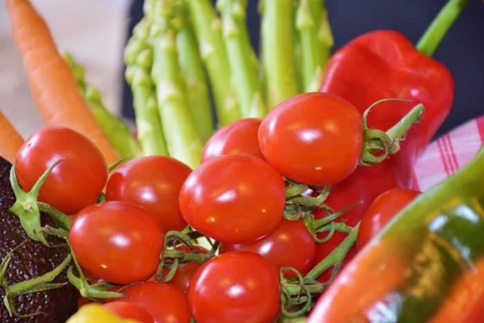Gemüse gesund abnehmen Arzt Low Carb