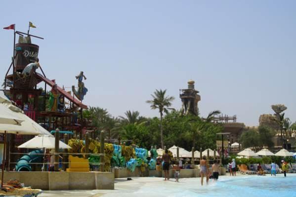 Wild Wadi Wasserpark Dubai