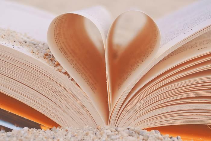 Welttag des Buches Herz