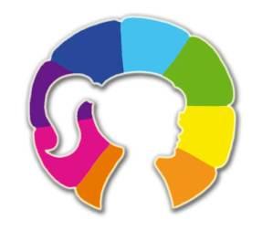 Die Haarspender Logo weißer Hintergrund