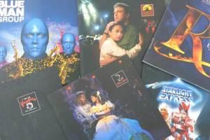 musicals programmhefte unterwegs