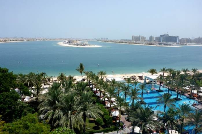 Dubai The Palm Jumeirah Zabeel Saray
