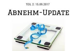 Abnehm-Update abnehmen Stolz Diät