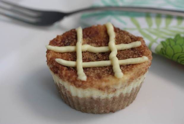 Zimt-Cheesecake-Muffins lowcarb