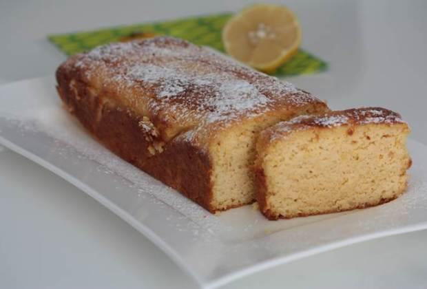 Zitronenkuchen LowCarb