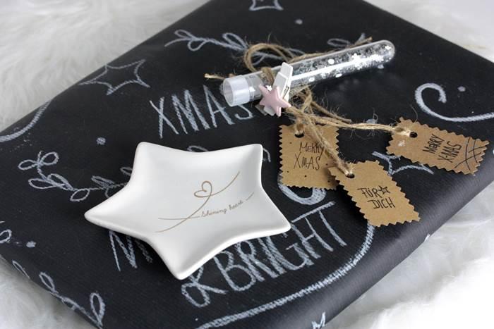 Stars in the Package Blogger Aktion Weihnachten