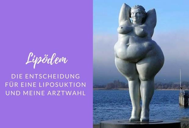 Liposuktion Lipödem Fettabsaugung