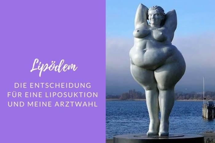 Liposuktion Lipödem