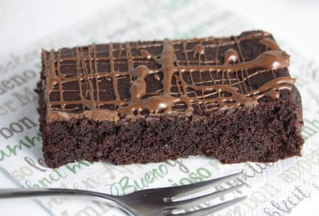 LowCarb - saftige Brownies-Rezept-low carb-Schokolade