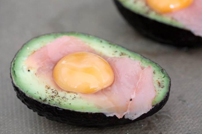Avocados-lowcarb-low cab-Rezept-abnehmen
