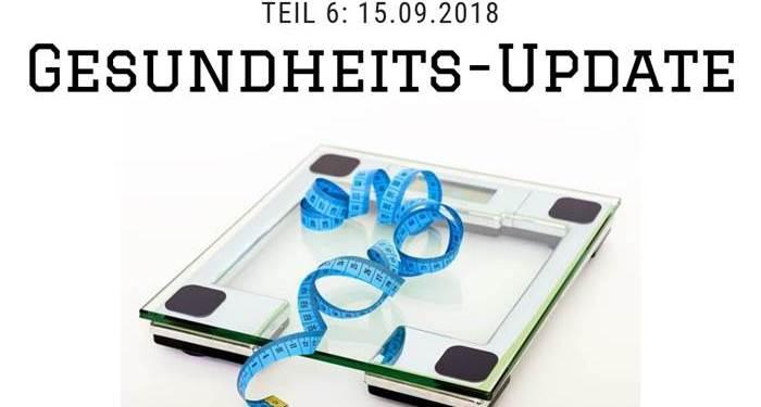 Gesundheits-Update im September-Gesundheit-Abnehmen
