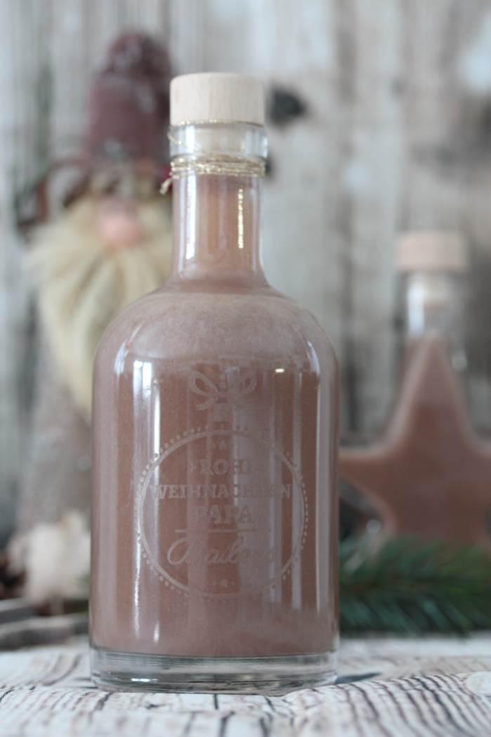 Baileys low carb - Geschenke aus der Küche zu Weihnachten - STORFINE
