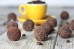 Mokkakugeln Low Carb-Kaffeepralinen Rezept