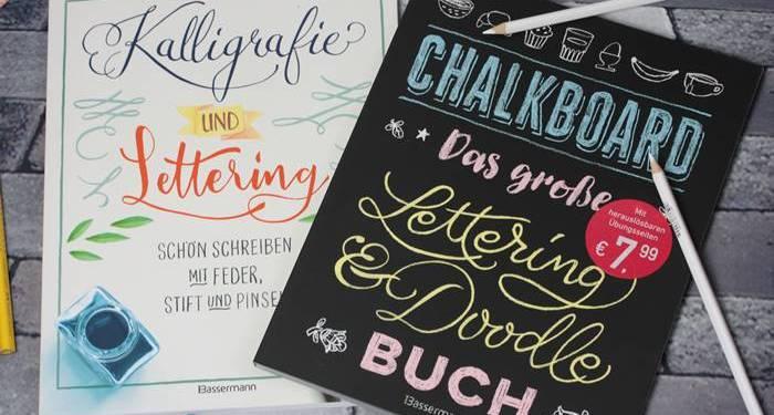 Kalligrafie und Lettering-Rezension-Buchempfehlung