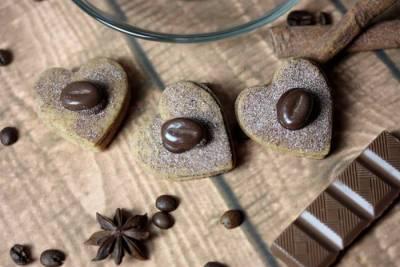 Schokoladen Kekse-Low Carb-Kaffeekekse-Melitta