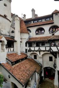 Schloss Bran-Dracula-Transsilvanien-Rumänien