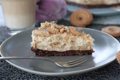 Low Carb Schoko Sahne Torte-No Bake Torte-Low Carb Kuchen