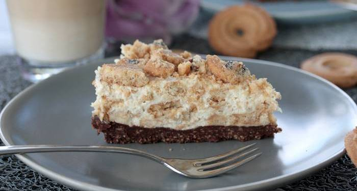 Low Carb Schoko Sahne Torte-No Bake Torte-Low Carb Kuchen