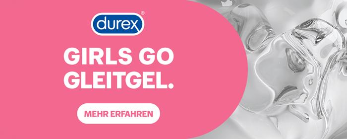 Gleitgel-Durex