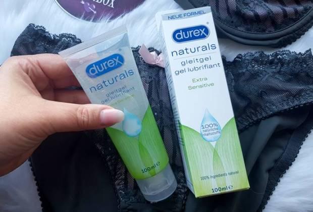 Gleitgel-Durex-#GirlsgoGleitgel-Durex Naturals