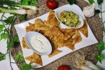 Low Carb Nachos-Nachos-Guacamole Rezept