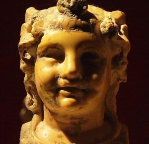 Dioniso bambino, Museo di Malaga.