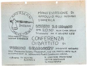volantino 1973