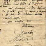 Lettera 1943 v