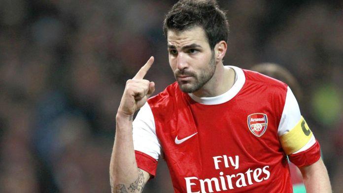Quando i numeri raccontano un destino: Cesc Fabregas ed il 57 in maglia Arsenal