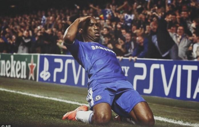 Ancora una volta, meravigliosamente, Didier Drogba: l'eroe della sponda blu di Londra