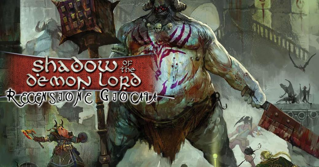 Shadow of the Demon Lord Cover