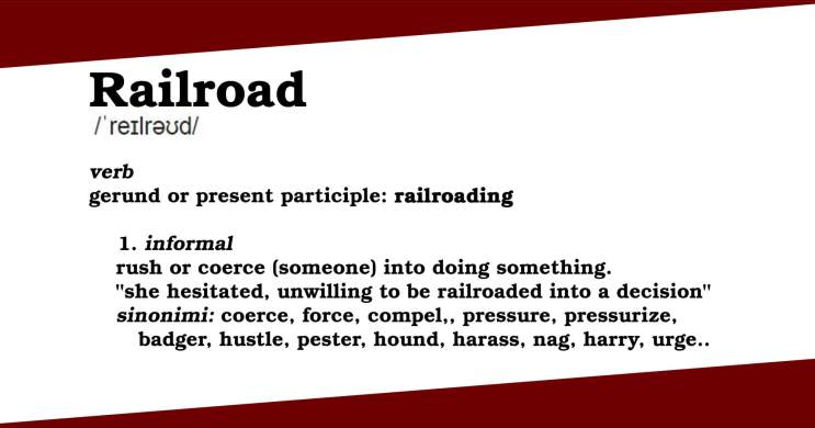 definizione railroad google