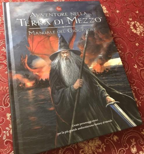 Il Manuale del Giocatore di Avventure nella Terra di Mezzo