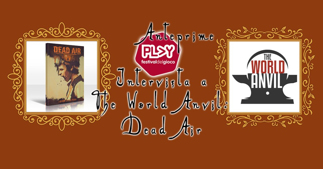 The World Anvil Dead Air gdr
