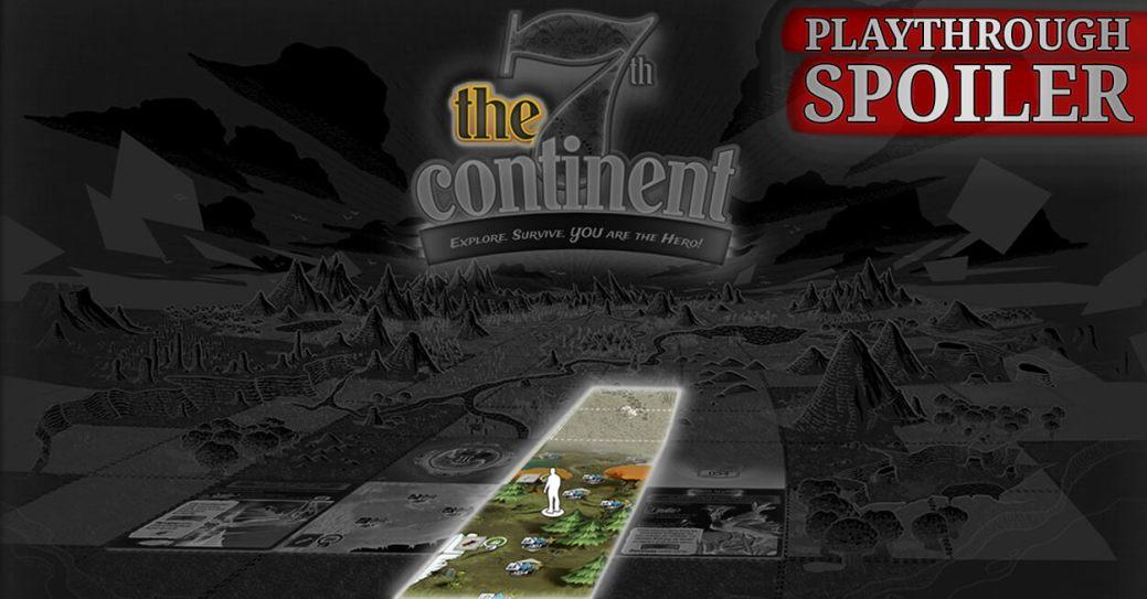 7th Continent Playthrough Storie di Ruolo Prima Parte
