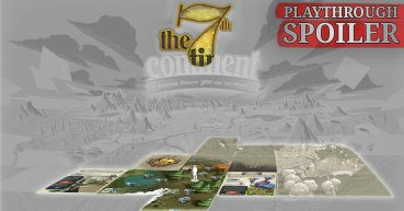 7th Continent Playthrough Storie di Ruolo 2