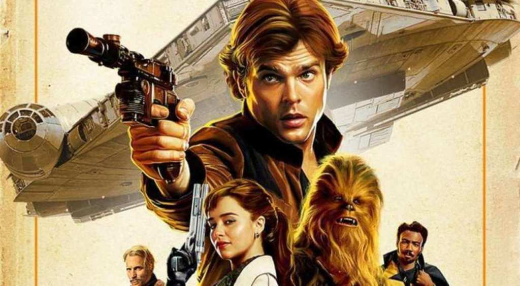 Han Solo e le similitudini con Lady Blackbird