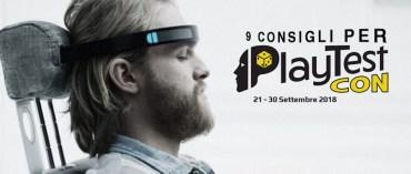 PlaytestCon 2018 Playtesting Giochi di Ruolo Storie di Ruolo