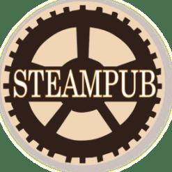Steampub GDR al Buio Palermo